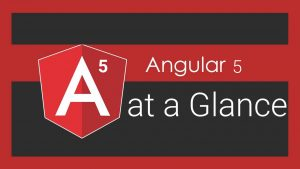 ANGULAR5 NEW ANGULAR RELEASE