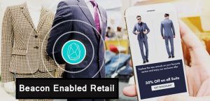 ENHANCING PURCHASE EXPERIENCE OF RETAIL CUSTOMERS THROUGH BEACON
