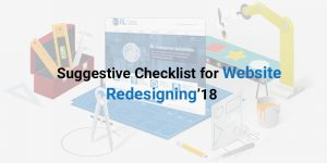 RECOMMENDED WEBSITE REDESIGN CHECKLIST FOR 2018