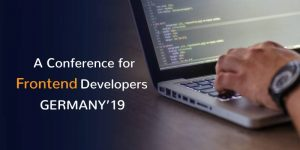 WEB DEVELOPERS CONFERENCE- GERMANY'19