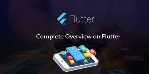 GETTING TO KNOW ABOUT GOOGLE'S FLUTTER