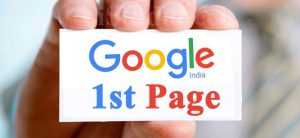 How to get success on Google First Page Ranking?