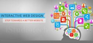 CUSTOMIZED INTERACTIVE WEBSITE DESIGN