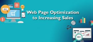WEB PAGE OPTIMIZATION TO INCREASING SALES