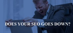 DO YOU HAVE SUDDEN DROP IN YOUR SEARCH ENGINE RANKING? IT'S REALLY A SERIOUS PROBLEM