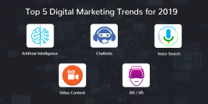 CATCH UP THE DIGITAL MARKETING TRENDS TO OUTSHINE IN INDUSTRY