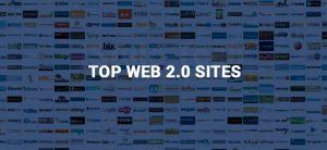 TOP WEB 2.0 WEBSITES FOR SEO LINK BUILDING