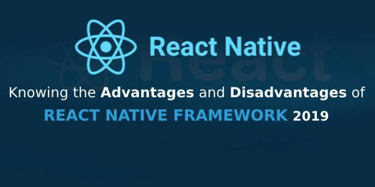BRIEFING THE PROS AND CONS OF REACT NATIVE