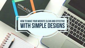 Simple-designs