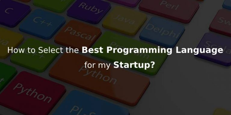 Suggesting Startups to Choose their Flexible Programming Language