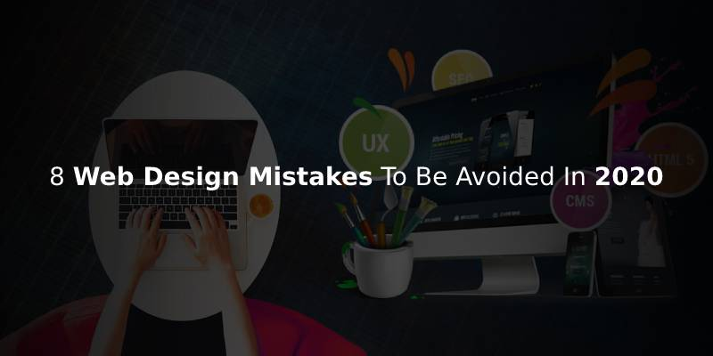 Web Design Mistakes That Could Ruin Your Business Growth - iStudio Technolgies