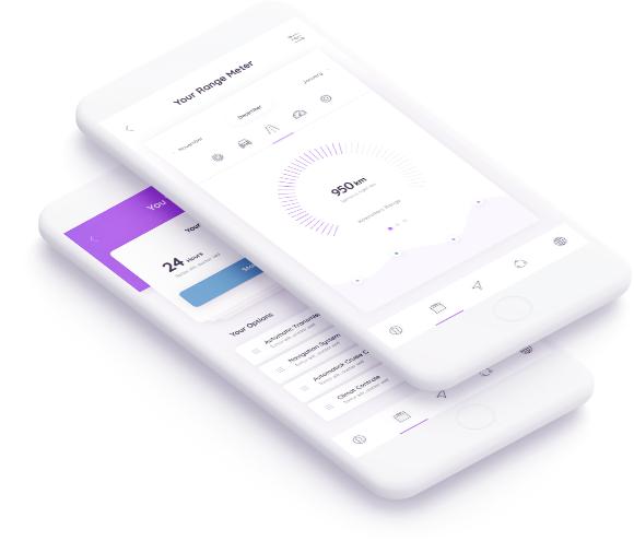 Human-tracker-app