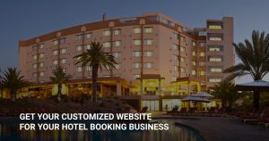 A DEDICATED WEBSITE DESIGN FOR HOTEL BOOKING BUSINESS