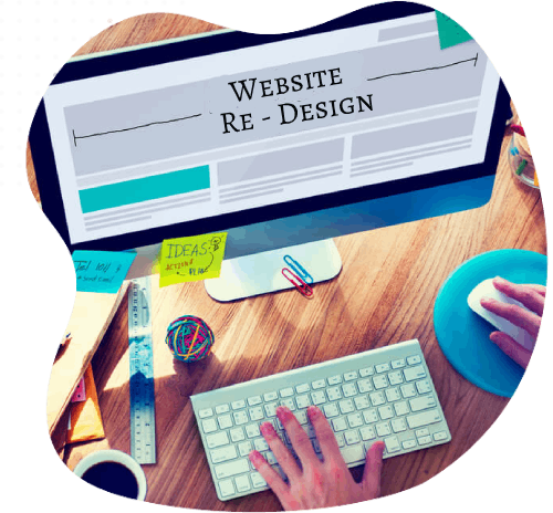 Renew Your Website By-Redesigning