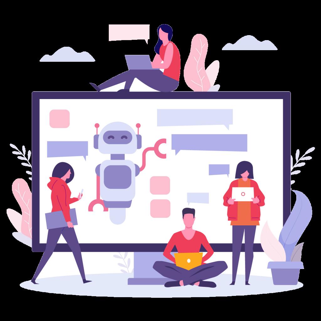 Customer satisfaction through Chatbot integration-IStudio Technologies
