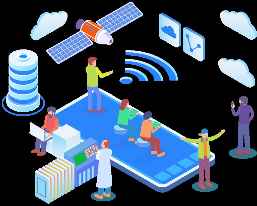 Better Connectivity-IStudio Technologies