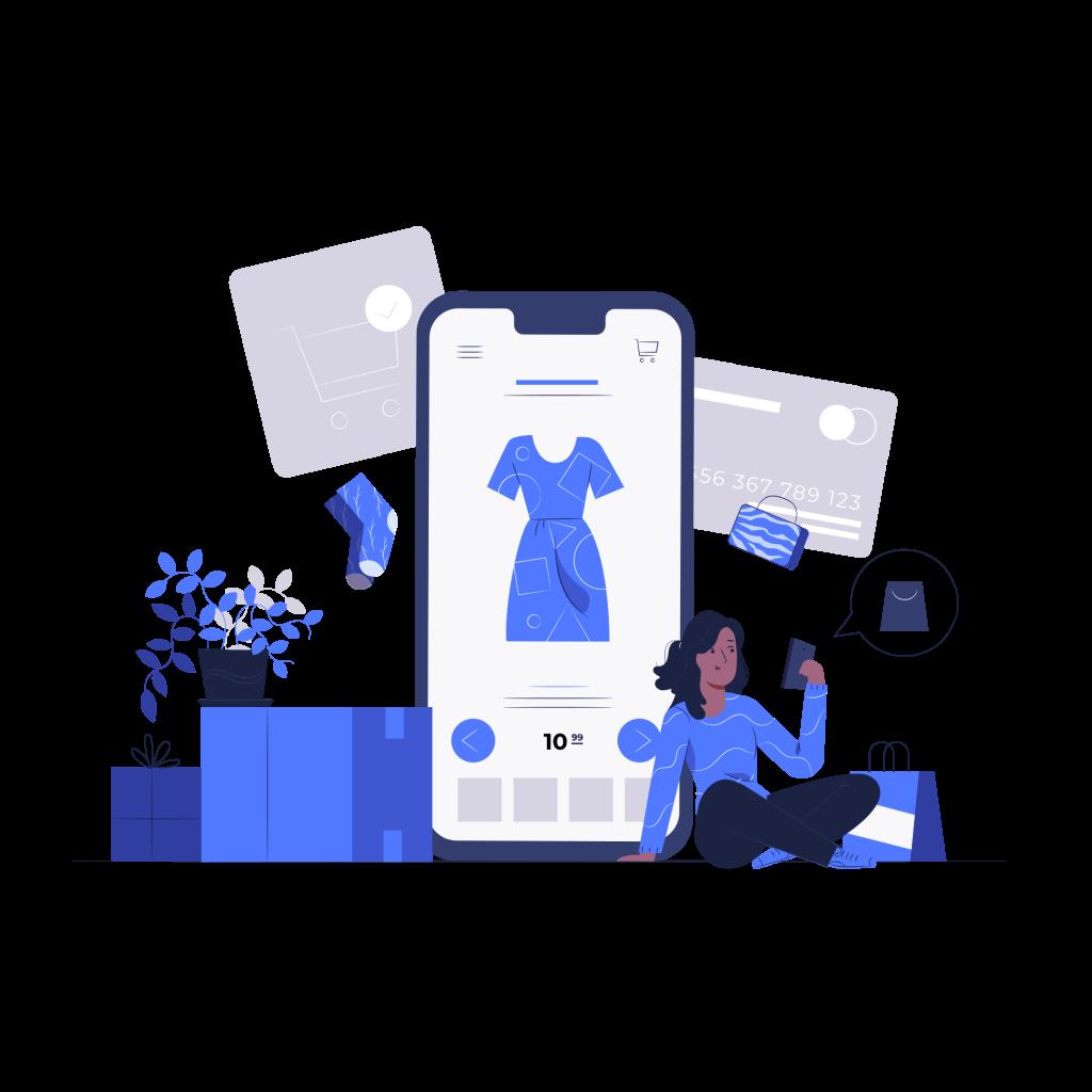 Digitalization of shopping experience-IStudio Technologies