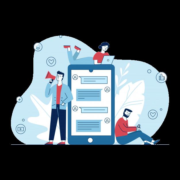 Efficient social media marketing services through multiple social media platforms-IStudio Technologies