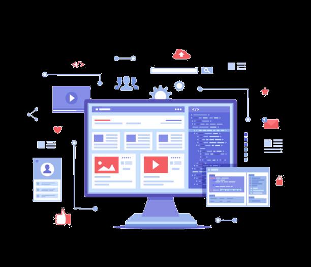 Develop website, install web tools and maintenance plan-IStudio Technologies
