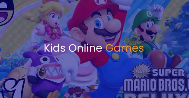 Kids Online Games-IStudio Technologies