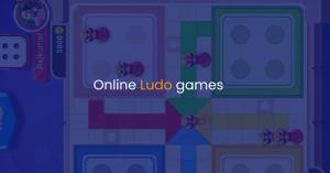 Online Ludo games