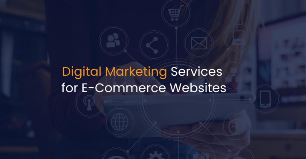 Digital marketing services for ecommerce websites - IStudio Technologies