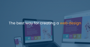 The best way for creating a web design
