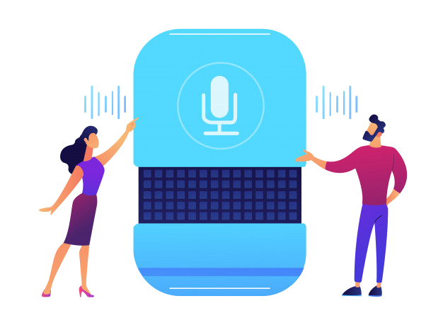 Voice and image search - IStudio Technologies