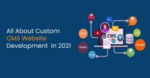 All about Custom CMS website development in 2021