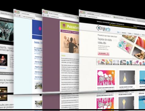template-website-designing